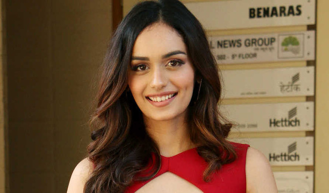 Manushi Chillar On Her Dream Garden