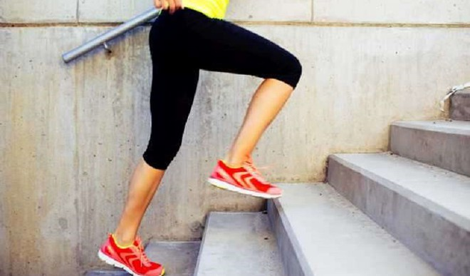 5 Bodyweight Exercises For Staircase