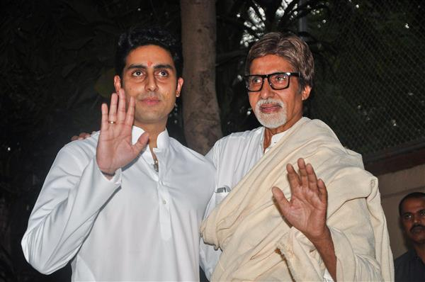 Big B Traces Generations On Twitter