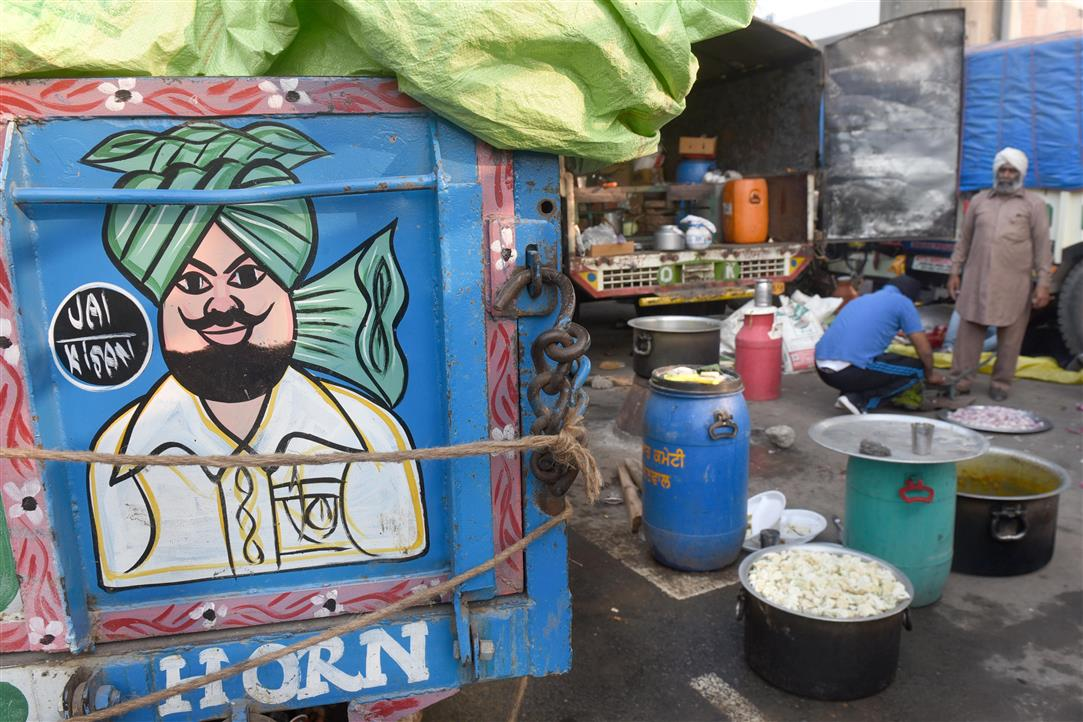 Why This Farmers' Stir Is Unique