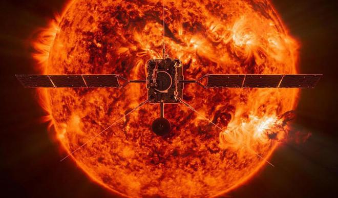 Solar Orbiter Makes Its Venus Flyby