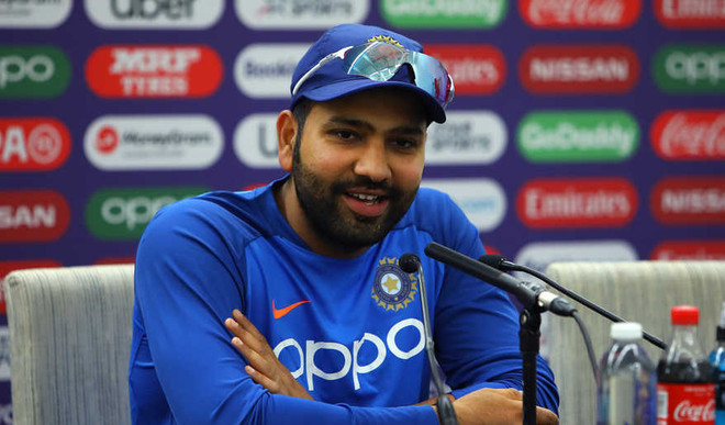 'Rohit's Place In Team Not Guaranteed'