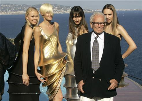 Remembering Designer Pierre Cardin