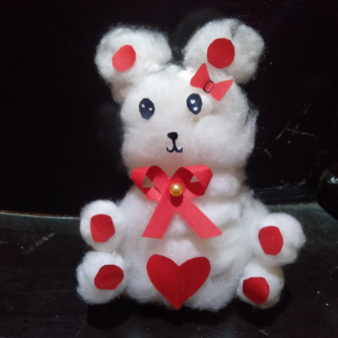 Dua's Cotton Teddy Bear