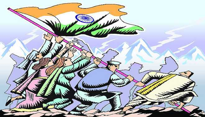 Varsha: What Makes India Great?