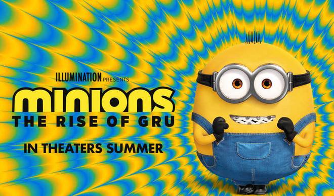 Trailer Alert: Minions The Rise Of Gru