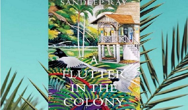 Sandeep Ray's Flutter In The Colony