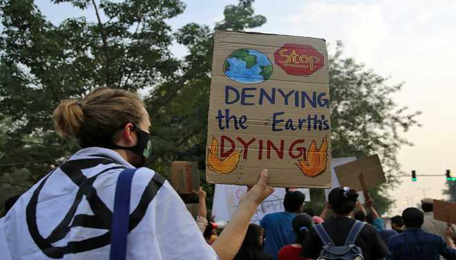Navya: How To Solve Climate Change Issue?