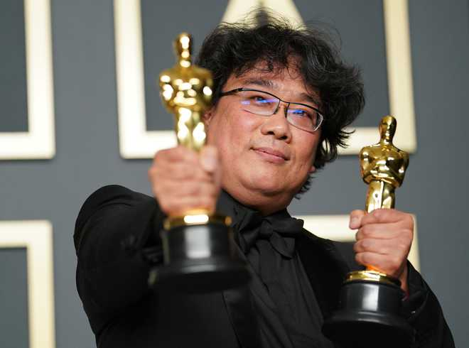 Making Oscar History, 'Parasite Wins Best Picture