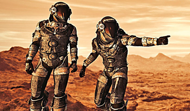How Humans Will Evolve On Mars