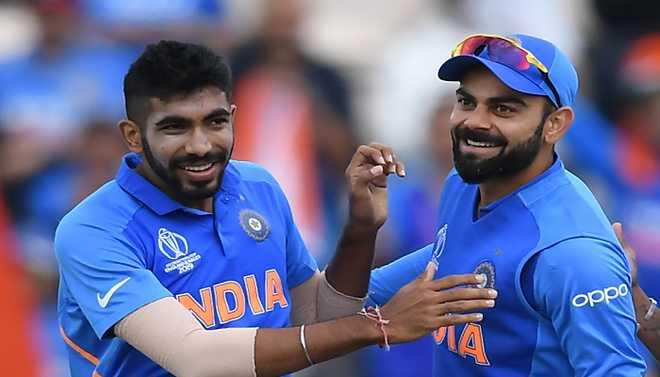 Bumrah Loses Top Spot, Kohli Continues At No.1