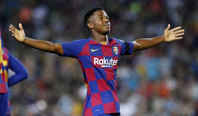 Why This 17YO Is Being Touted As Heir To Messi