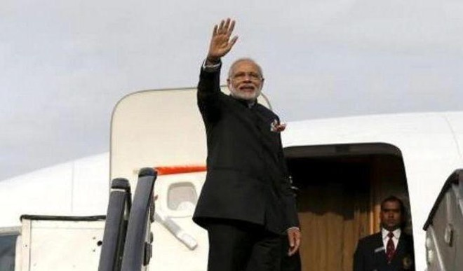 7 Cool Features Of PM Modi's Official Plane