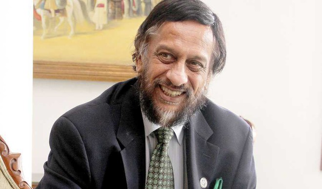 RK Pachauri Passes Away At 79