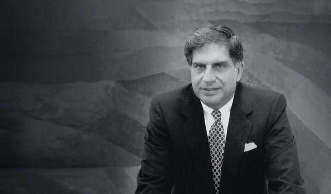 Ratan Tata Rewinds His Life On FB
