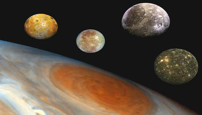 NASA To Explore Venus, Moons Of Jupiter And Neptune