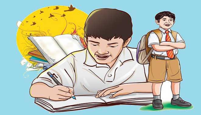 Aayushi: We Create Memories At School