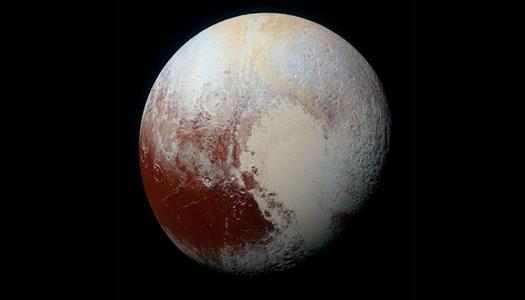 Pluto's Icy Heart Controls Its Winds