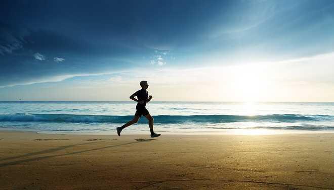 Ehshaanya: Jogging Makes You Feel Better