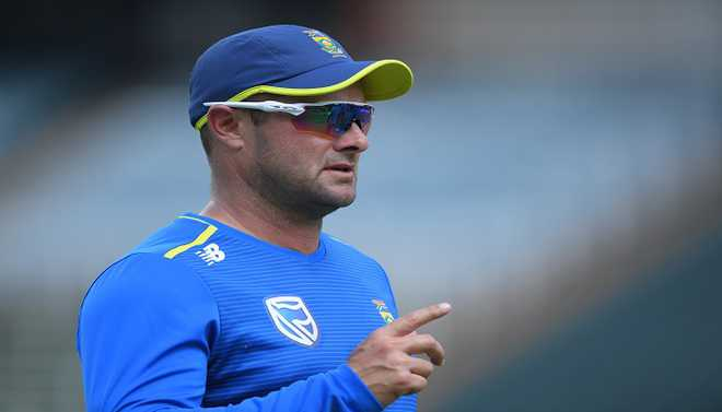Step Up Or Miss Out, Warns Boucher