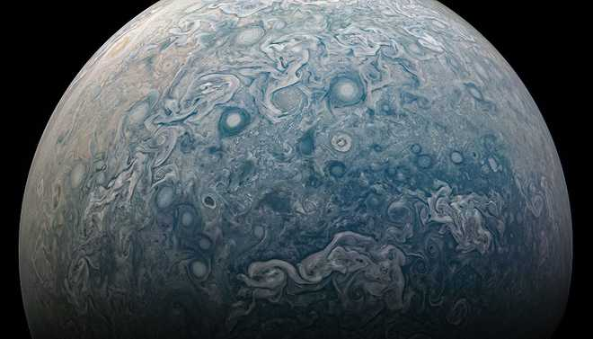 Water Spotted In Jupiter's Atmosphere