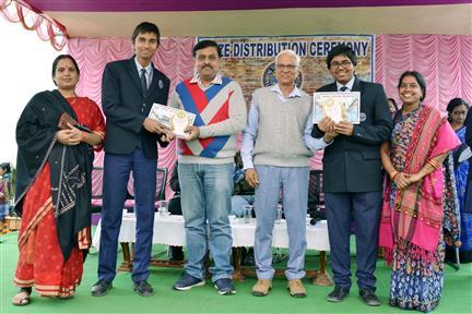 Tribeni Tissues Vidyapith holds annual prize day