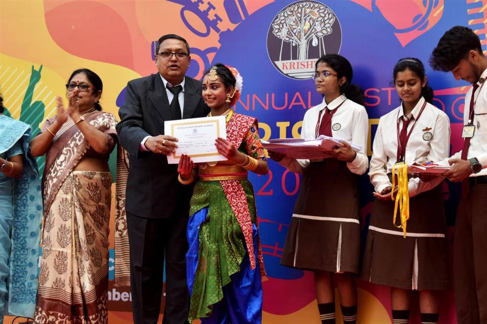 Vivekananda Mission School hosts Krishti