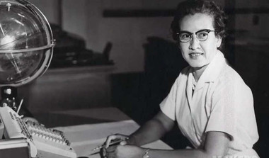 Katherine Johnson: 'Human Computer' Who Took Us To Moon