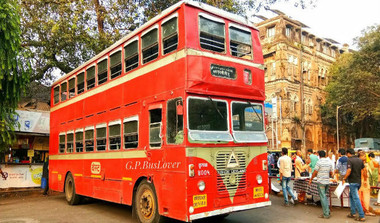 A Brief History of Double-Decker Buses