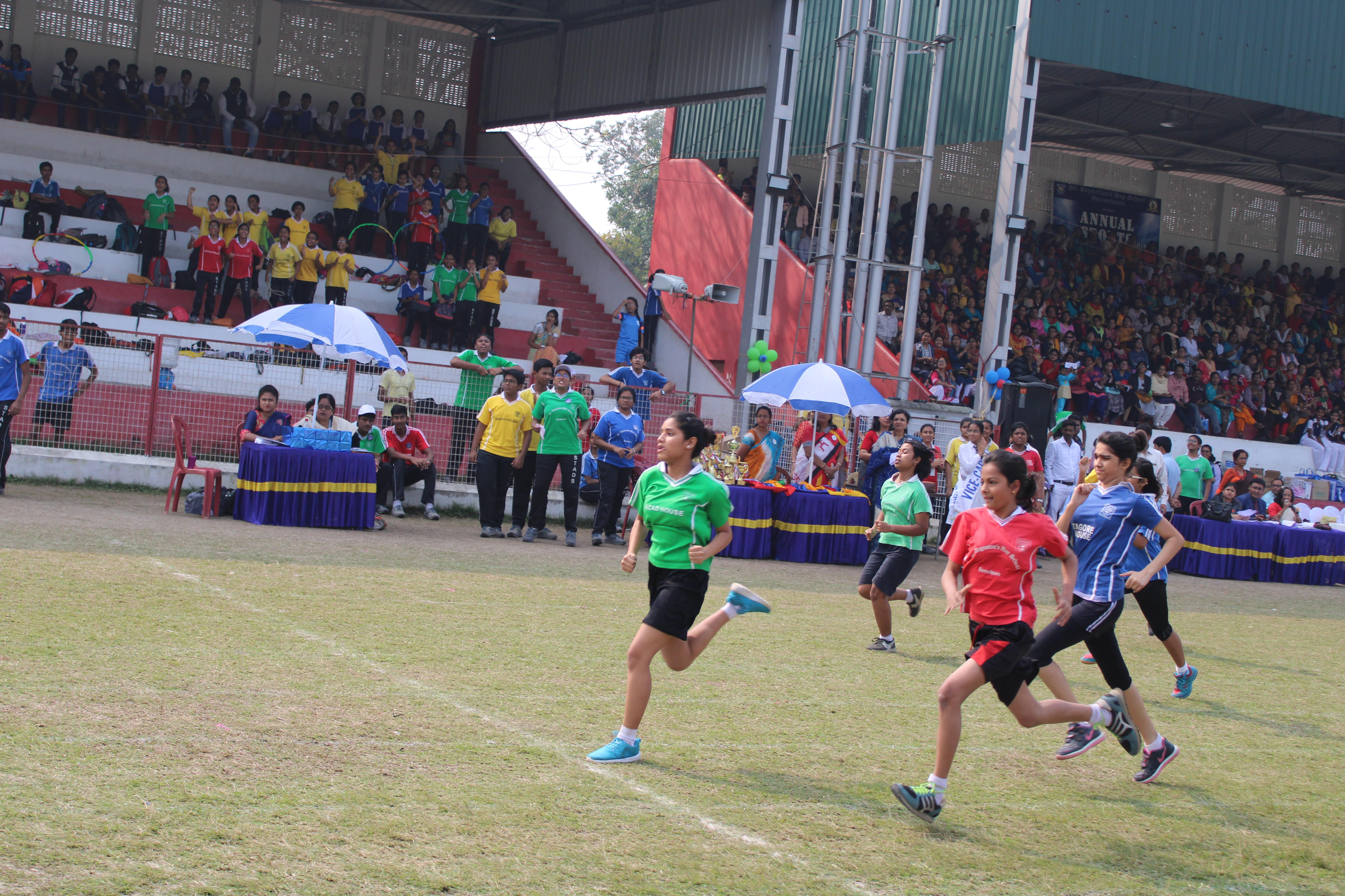 Sports Day at St Augustine's Day School Barrackpore