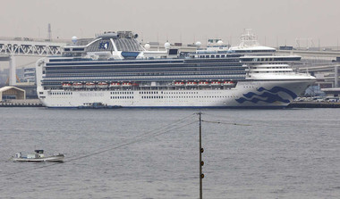 Diamond Cruise Ship, The Carrier Of Coronavirus