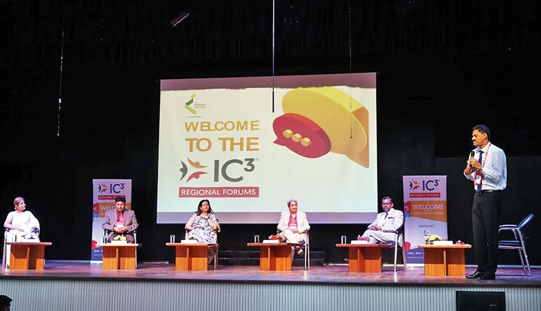 IC3 Forum Underlines Need For Career Counselling