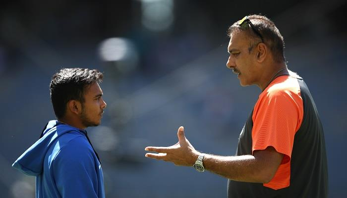 Shaw Is Fit And Ready To Go, Confirms Shastri