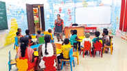 Literacy Classes For Underprivileged