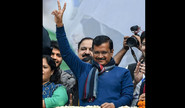 Beginning Of New Politics, Victory Of India: Kejriwal
