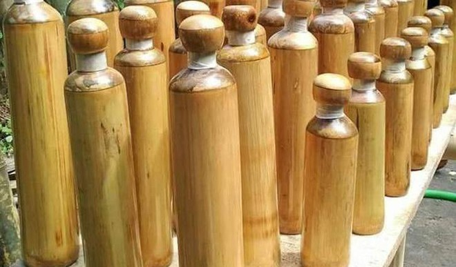 Sikkim Introduces Bamboo Water Bottles For Tourists
