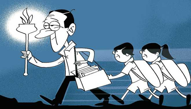 Soumilee: Should We Reform Our Education System?