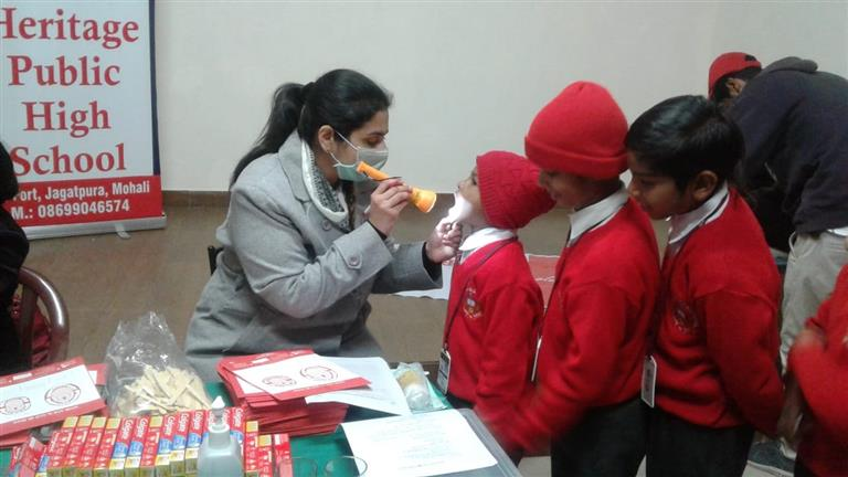 Kids Enquire About Oral Care Measures