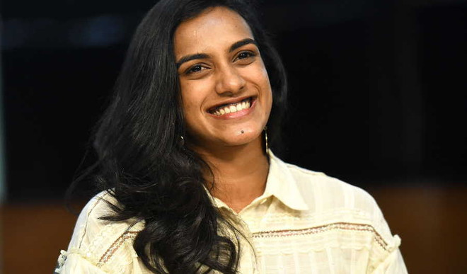 Sindhu Is Sportsperson Of The Yr At TOISA