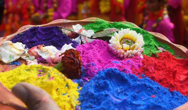 Self-care For Safe Holi