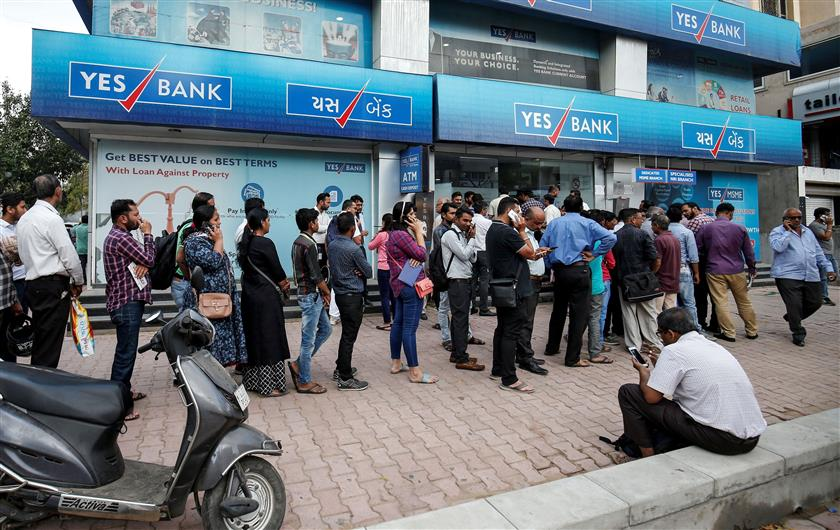 Working To Restore Services: Yes Bank Admin