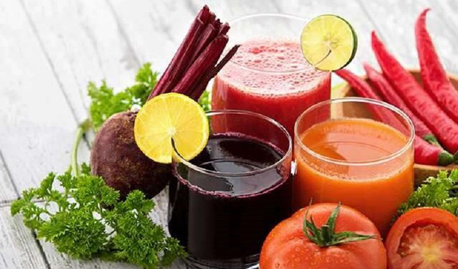 Enjoy Vegetable Detox Punch