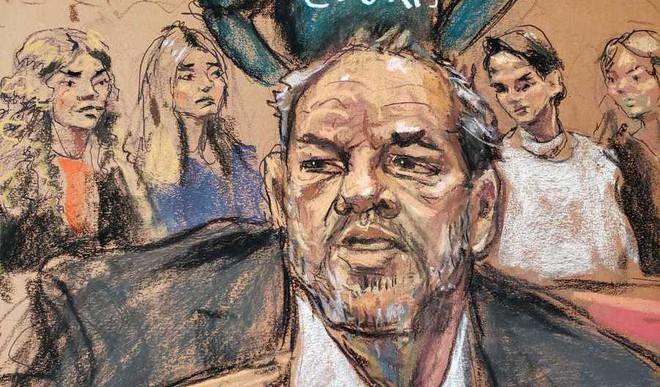 Harvey Weinstein Sentenced To 23 Yrs In Prison