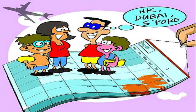 Abhirup: Holidays Are Good For You