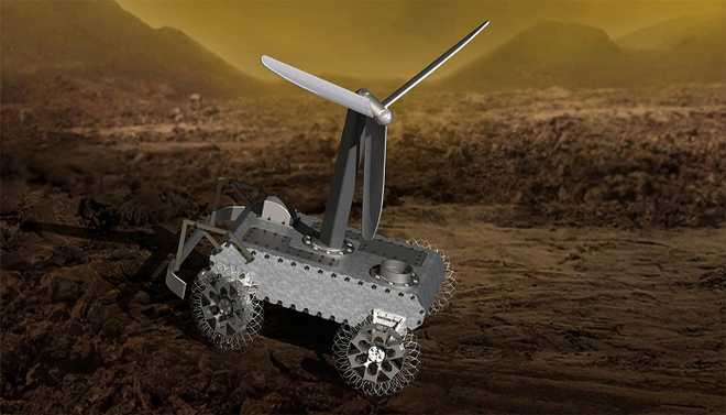 Help Design Venus Rover Concept, Says NASA