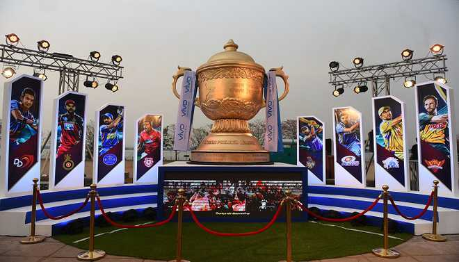 IPL On For Now, But No Spectators