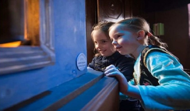 Oxford's Story Museum Brings Tales Alive