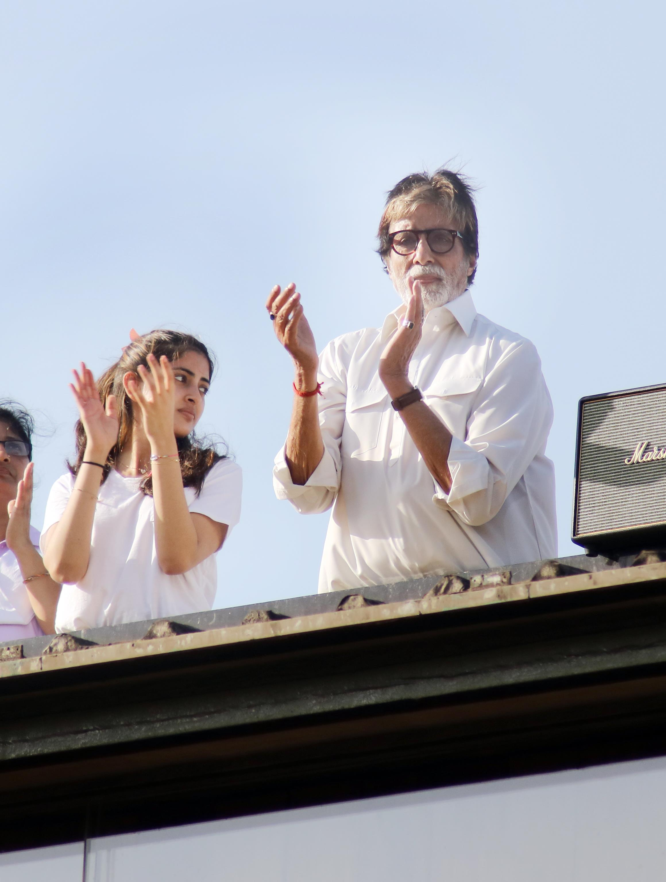 Bollywood Welcomes 21-Days Lockdown