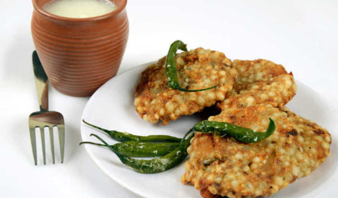 Sabudana Tikki For Navratri