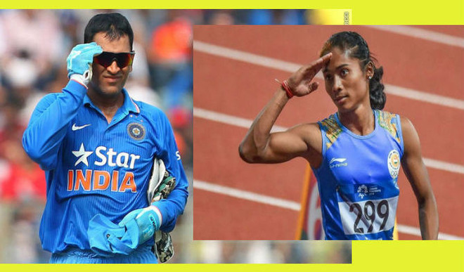 From Dhoni to Hima- How Sportstars Are Helping